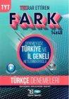 Yayın Denizi TYT Türkçe Fark 14 x 40 Tekrar Ettiren Denemeleri