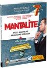Çanta Yayınları 7. Sınıf Yeni Nesil Sözel Mantık ve Muhakeme
