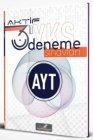 Aktif Öğrenme Yayınları AYT Aktif 3 lü Deneme Sınavları