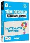 Ankara Yayıncılık 8. Sınıf Tüm Dersler Konu Anlatımlı Matematik Modül 2