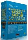 Savaş Yayınları 2021 KPSS ve Kurum Sınavları KONSENSUS Hukuk Soru Bankası