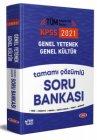 Data Yayınları 2021 KPSS Genel Yetenek Genel Kültür Tamamı Çözümlü Soru Bankası