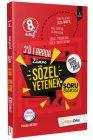 Hiper Zeka Yayınları 8. Sınıf Sözel Yetenek 3 ü 1 Arada Zümre Soru Bankası