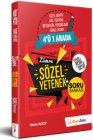 Hiper Zeka Yayınları 8. Sınıf Zümre Sözel Yetenek Soru Bankası