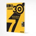 Hız Yayınları 7. Sınıf Din Kültürü ve Ahlak Bilgisi 30 Deneme