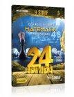 Sınav Yayınları 9. Sınıf Matematik 24 Adımda Özel Konu Anlatımlı Soru Bankası