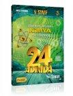 Sınav Yayınları 9. Sınıf Kimya 24 Adımda Özel Konu Anlatımlı Soru Bankası