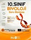 Biyotik Yayınları 10. Sınıf Biyoloji Soru Bankası