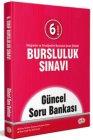 Editör Yayınları 6. Sınıf Bursluluk Sınavı Güncel Soru Bankası İOKBS