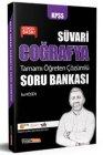Kariyer Meslek Yayınları 2021 KPSS Süvari Coğrafya Tamamı Öğreten Çözümlü Soru Bankası