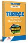 Kurul Yayıncılık 8. Sınıf LGS Türkçe Hocasından Ders Notları