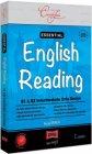 Yargı Yayınları Essential English Reading B1 B2 Intermediate Orta Seviye