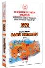 Yargı Yayınları GYS T.C. Kültür ve Turizm Bakanlığı Şef İçin Açıklamalı Soru Bankası