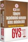 Data Yayınları 2021 GYS Türkiye Taşkömürü Kurumu Genel Müdürlüğü Konu Anlatımlı Soru Bankası