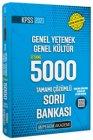 Pegem Yayınları 2021 KPSS Genel Yetenek Genel Kültür Efsane Tamamı Çözümlü 5000 Soru Bankası