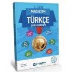Gezegen Yayınları 6. Sınıf Türkçe Madalyon Soru Bankası