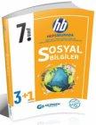 Gezegen Yayınları 7. Sınıf Sosyal Bilgiler 3 + 1 Fasikül
