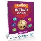 Gezegen Yayınları 7. Sınıf Matematik Madalyon 20 li Denemeleri