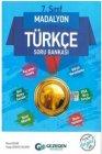 Gezegen Yayınları 7.Sınıf Madalyon Türkçe Soru Bankası