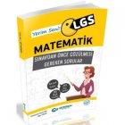 Gezegen Yayınları 8. Sınıf Yerim Seni LGS Matematik Sınavdan Önce Çözülmesi Gereken Sorular