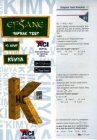 Açı Yayınları 10.Sınıf Kimya Yaprak Test