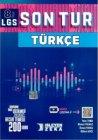 İşleyen Zeka Yayınları 8. Sınıf LGS Türkçe Ritim Son Tur