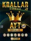 Bes yayınları 2021 AYT Krallar Karması Denemeleri