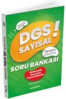 Tercih Akademi Yayınları 2021 DGS Sayısal Çözümlü Soru Bankası