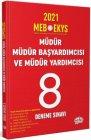 Editör Yayınları 2021 EKYS MEB Müdür ve Müdür Başyardımcısı 8 Deneme