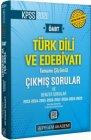 Pegem Yayınları 2021 ÖABT Türk Dili ve edebiyatı Öğretmenliği Tamamı Çözümlü Çıkmış ve Benzer Sorular