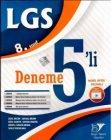 Beyin Takımı Yayınları 8. Sınıf LGS 5 li Deneme