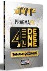 Benim Hocam Yayınları 2021 TYT Tamamı Çözümlü 4 Deneme Sınavı Pragmatik Serisi