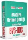 Data Yayınları Atatürk Orman Çiftliği GYS-UDS Hazırlık Kitabı