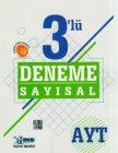 Yayın Denizi Yayınları AYT Sayısal 3 lü Pro Deneme