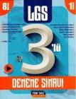 Yeni Tarz Yayınları 8. Sınıf LGS 3 lü Deneme