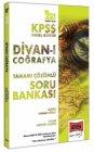 Yargı Yayınları 2021 KPSS Genel Kültür Divan ı Coğrafya Tamamı Çözümlü Soru Bankası