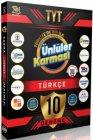 Ünlüler Karması TYT Türkçe 10 Deneme