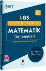 Tonguç Akademi 8. Sınıf LGS Matematik Derecelendirilmiş Nitelikli Denemeleri