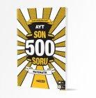 Hız Yayınları AYT Matematik Son 500 Soru