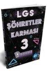 Kr Akademi 8.Sınıf LGS Şöhretler Karması 3 Deneme