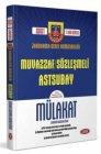 Data Jandarma Genel Komutanlığı Muvazzaf Sözleşmeli Astsubay Mülakat Sınavına Hazırlık Kitabı