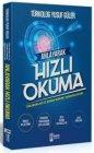 İsem Yayınları Tüm Sınavlar İçin Anlayarak Hızlı Okuma Kitabı
