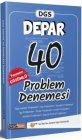 Kariyer Meslek DGS Depar 40 Problem Tamamı Çözümlü Denemesi