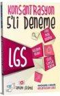 Hocalara Geldik 8. Sınıf LGS Konsantrasyon 5 li Deneme