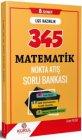Kurul Yayıncılık 8. Sınıf LGS Matematik Nokta Atış Soru Bankası