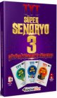 DenemeBank TYT Süper Seneryo 3 Çözüm Kitapçıklı Deneme Sınavı