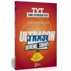 İsem Yayınları TYT Tüm Dersler Ultrason Deneme