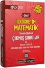 Pegem Yayınları KPSS ÖABT İlköğretim Matematik Tamamı Çözümlü Çıkmış Sorular ve Benzer Sorular