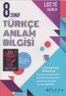 Bilfen Yayınları 8. Sınıf LGS Türkçe Anlam Bilgisi Soru Bankası