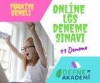 Defne Akademi Türkiye Geneli Online LGS Deneme Sınavı Paketi